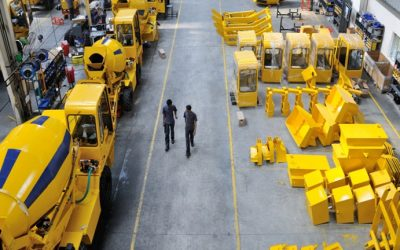 Transforming Business with SAP for India's leading Construction Equipment Manufacturer